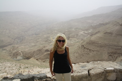 Backpacking Buddies: Lyndsay Scott in Jordan