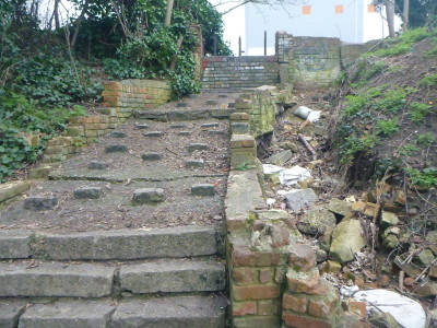 The Copan Steps