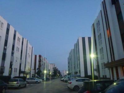 Ayoub's neighbourhood at night fall