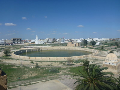 Aghlabid Basins in Kairouan