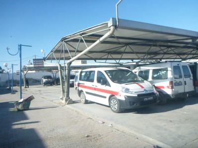 Shared minibus to Kairouan