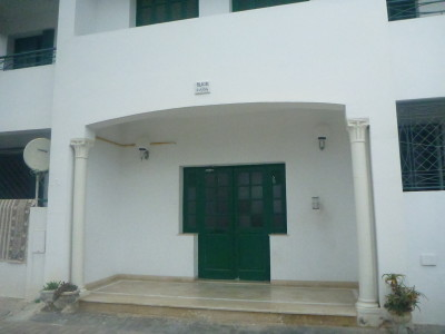 Dhia's Flat from the outside