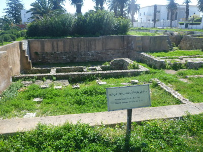 Quartier Magon in Carthage