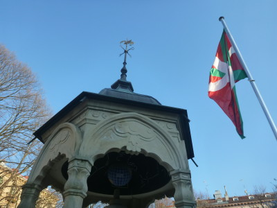 Out touring the Basque Country