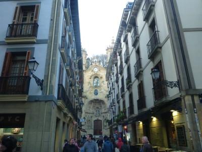 Old Town, Donostia/San Sebastian