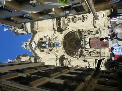 Iglesia Santa Maria, Donostia