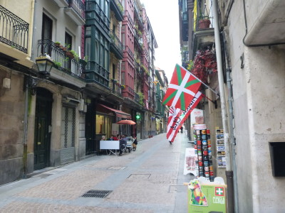 Charming Bilbao, Basque Country