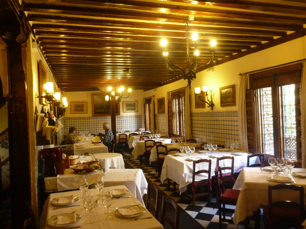 Friday's Featured Food: Lunch in the Sobrino de Botin, the Oldest Restaurant in the World in Madrid, Spain