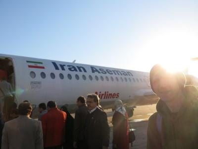 Shiraz Airport, Iran