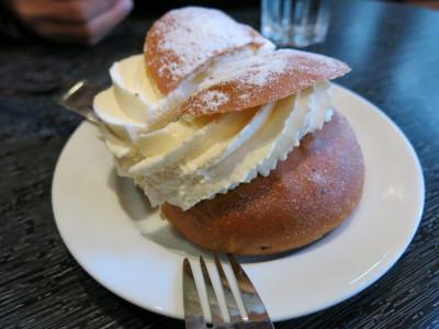 Friday's Featured Food: Semla in Stockholm, Sweden