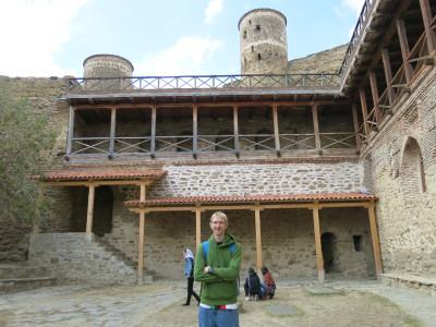 Davit Gareja in Georgia