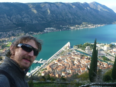 Kotor in Yugoslavia, sorry Serbia, sorry Serbia and Montenegro, sorry just Montenegro will do.