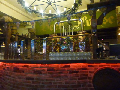 Beer House bar, Tallinn, Estonia