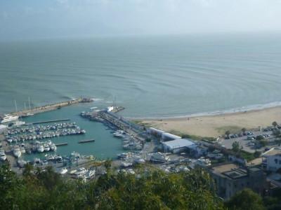 Beach and Marina at Sidi Bou Said