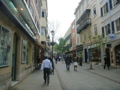 capital city gibraltar