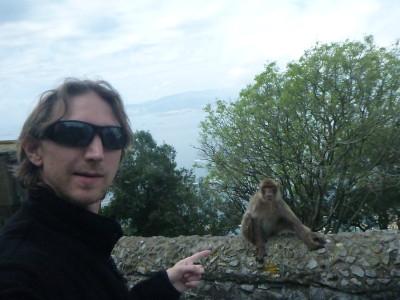 Hey hey it's a Monkey!