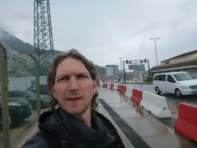 Leavin Gibraltar