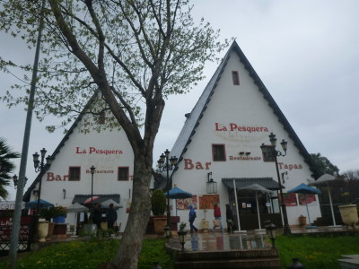 Cool restaurants in La Linea de la Concepcion, Spain