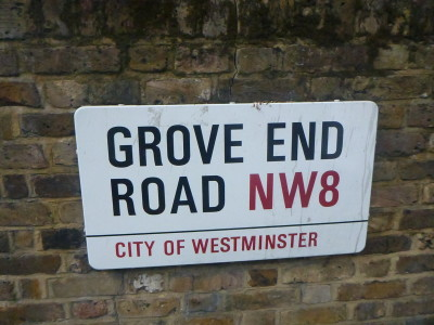 Grove End Road