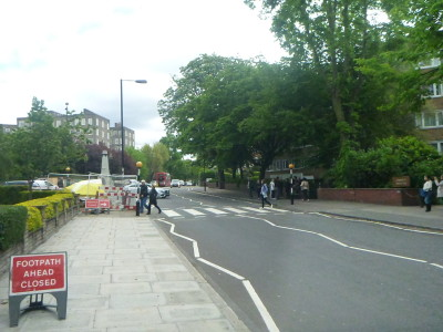 What can you do on Abbey Road?