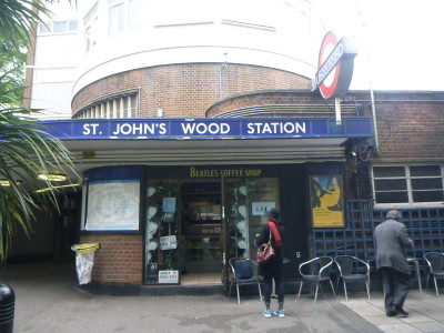 St. John's Wood Station