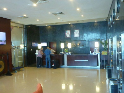 Staying at the Salmiya Ibis Hotel, Kuwait City, Kuwait