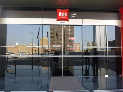 Staying at the Ibis Sharq Hotel in Kuwait City, Kuwait