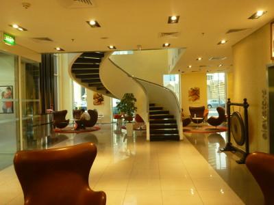The Hotel Ibis Sharq in Kuwait City