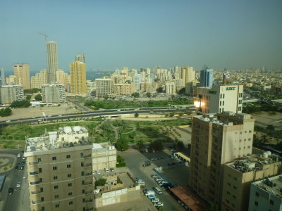 Downtown Kuwait City