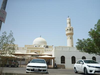 A Mosque in Kuwait City