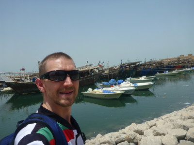 By the Dhow harbour