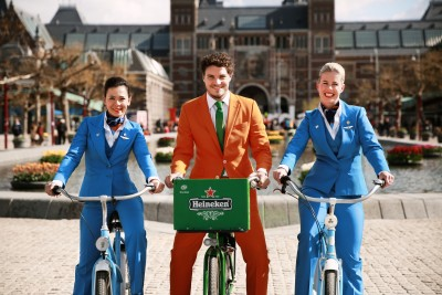 Celebrate King's Day in the Netherlands with KLM and Heineken