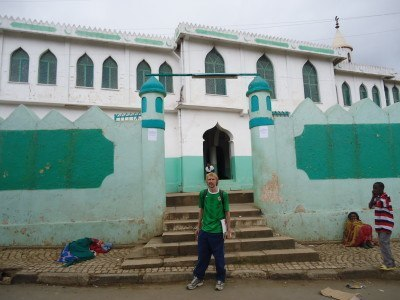Backpacking in Harar, Ethiopia