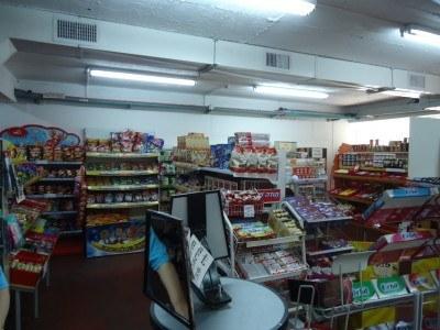 The local shop in Mizra Kibbutz
