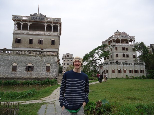 Travel comes first - backpacking in Zili, China instead of watching the football