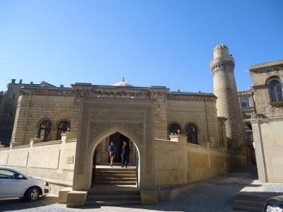 Siniq Qala Mosque, Baku