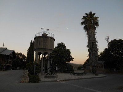 Backpacking in Israel: Our stay in Mizra Kibbutz