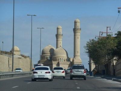 Bibi Heybat Mosque, Baku, Azerbaijan