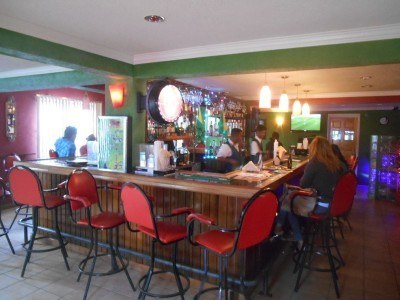 Hibiscus Bar, Georgetown, Guyana