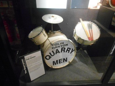Before the Beatles there were the Quarry Men