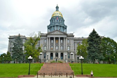 Backpacking in the USA: Denver, Colorado