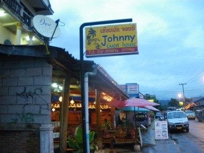 John,ny's bar in Vangers