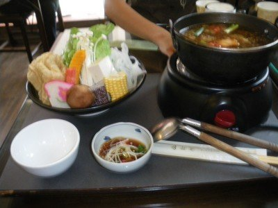 Friday's Featured Food: Taiwanese Hotpot in Tainan, Taiwan