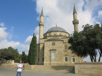 Backpacking in Azerbaijan: Top sights in Baku