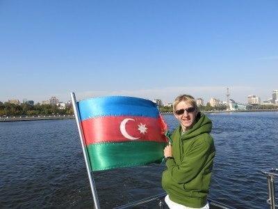 Caspian Sea Cruise in Baku, Azerbaijan