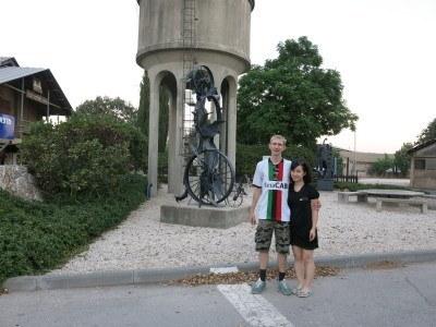 Mizra KIbbutz Water Tower