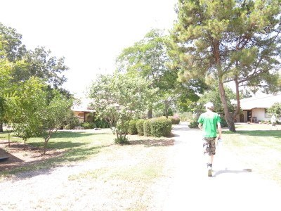 Exploring Mizra Kibbutz, Israel