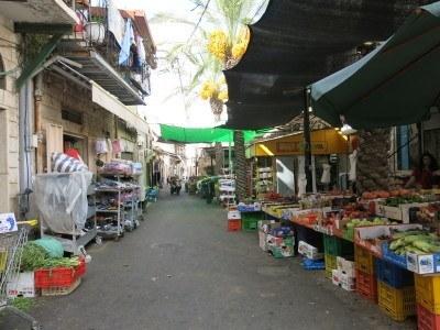 Markets of Haifa
