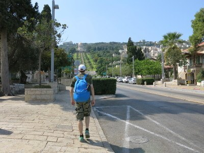 Backpacking in Israel: Top 5 Sights in Haifa