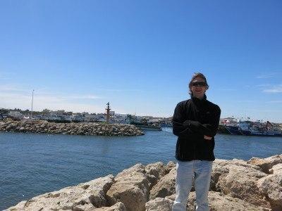 Teboulba harbour